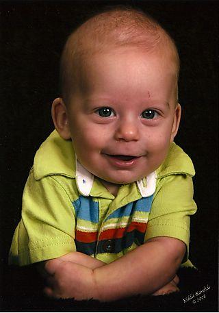 Tyler 4 months-3