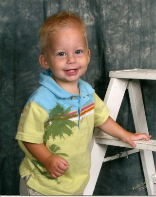 Tyler's 1 Year Pics-5
