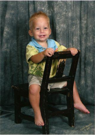 Tyler's 1 Year Pics-8