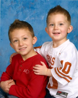 Austin & Cody-School Picture Spring 2010
