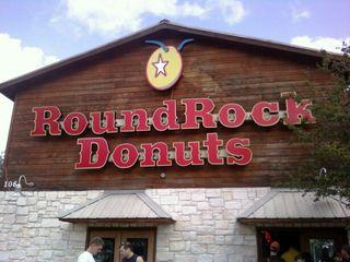 Round rock donut1