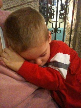 Tyler asleep2